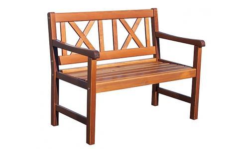 Скамейка садовая Linda 172033 106см