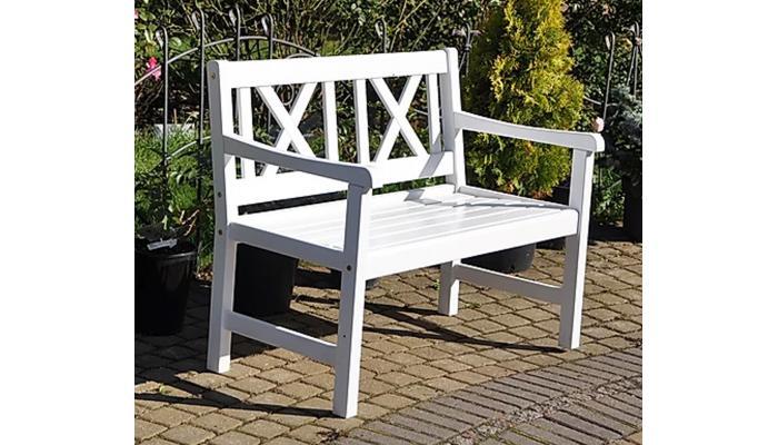 Скамейка садовая Linda 172046 106см
