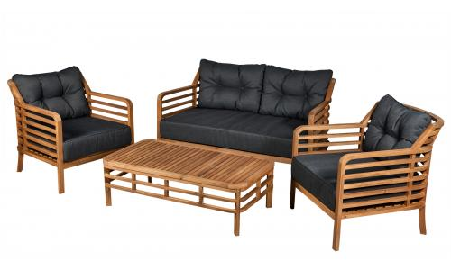 Комплект мебели из акации Colorado