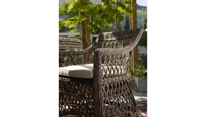 Плетеное кресло Beatrice 5691-60-20