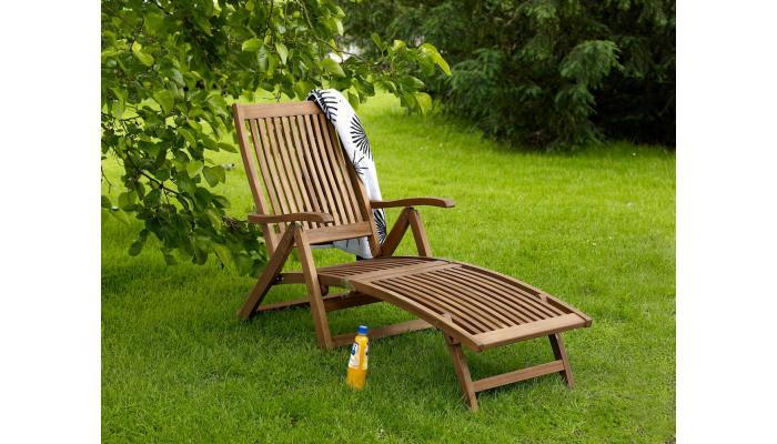 Кресло-шезлонг складной Everton