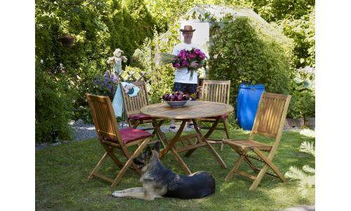 Комплект садовый Everton Ø110