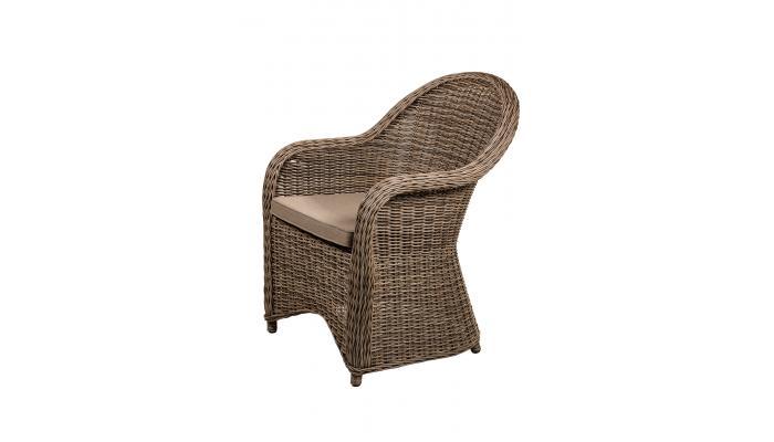 Плетеное кресло Paulina