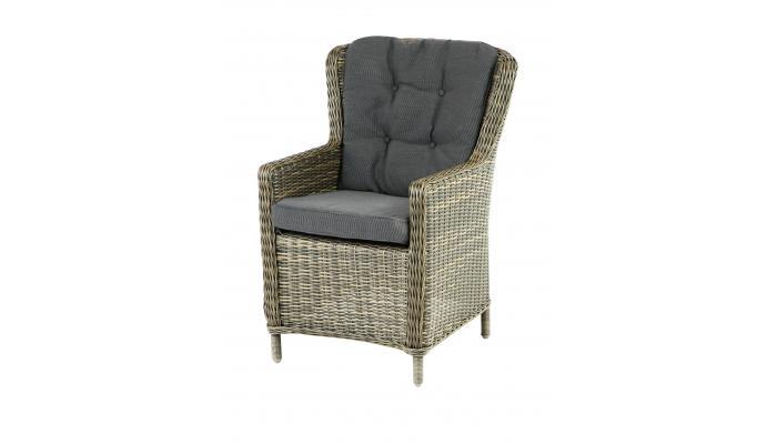 Кресло с пуфом Marina