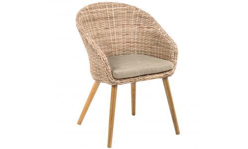 Плетеное кресло Mira