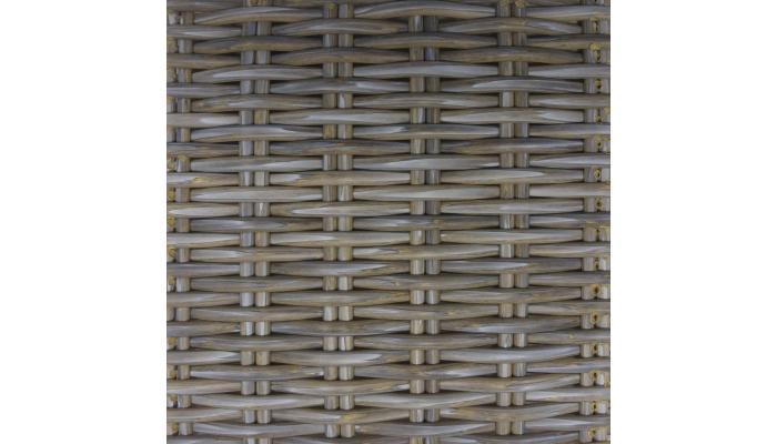 Угловой плетеный комплект San Marino