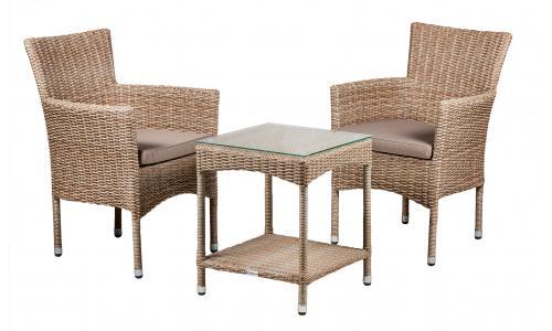 Комплект плетеной мебели Capri-Howard