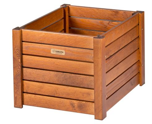 Деревянный ящик для цветов Regina