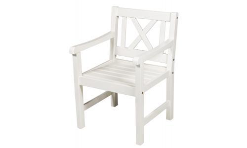 Кресло Onsala (Белый цвет)