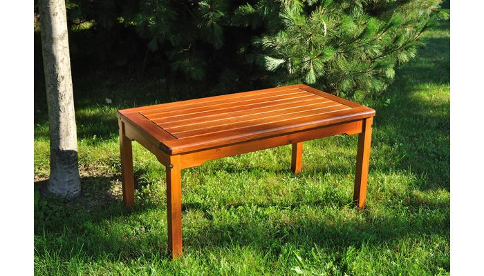 Стол чайный Siesta 110*60 см (коньяк)